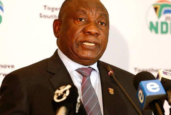 President Ramaphosa Speech Today President Addresses the Nation On Covid-19 Measures