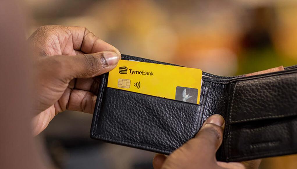 How do I send money with TymeBank?